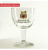 G Abbaye Des Rocs Beer Glass