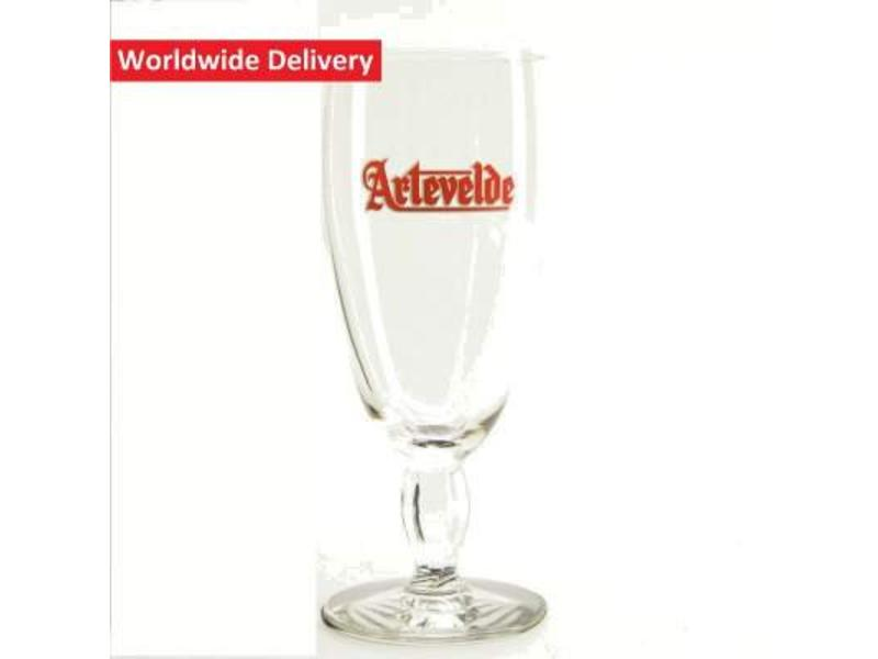 G Artevelde Beer Glass