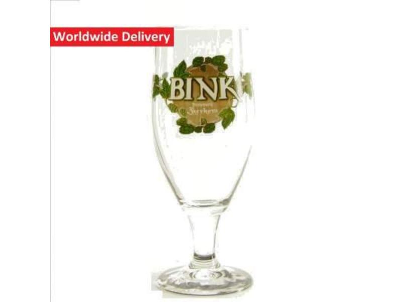 G Bink Beer Glass