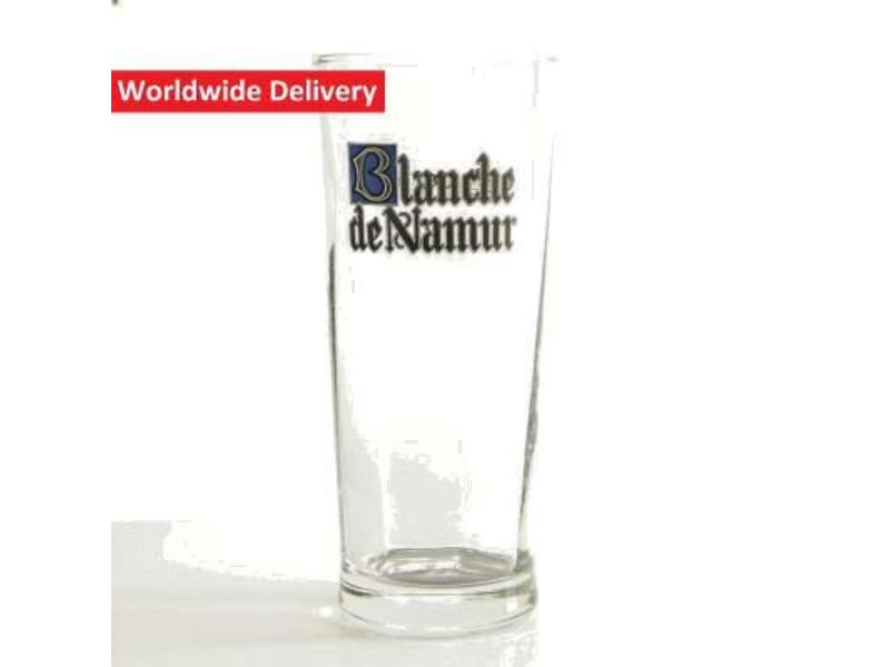 G Blanche de Namur Bierglas