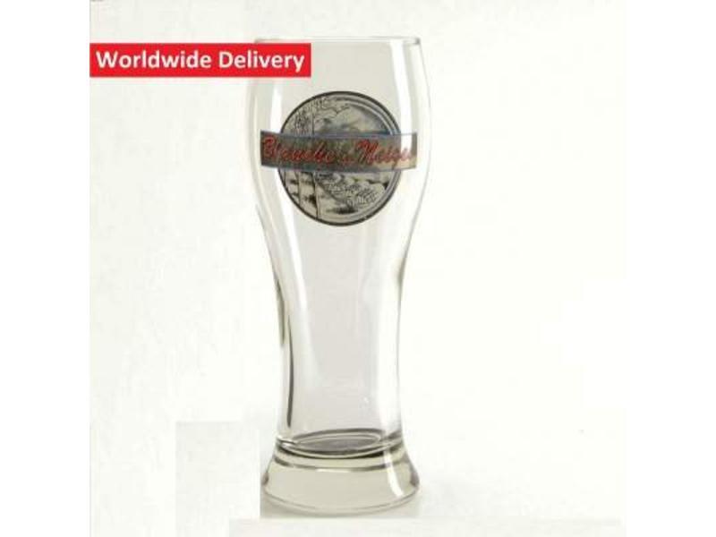G Blanche de Neiges beer glass