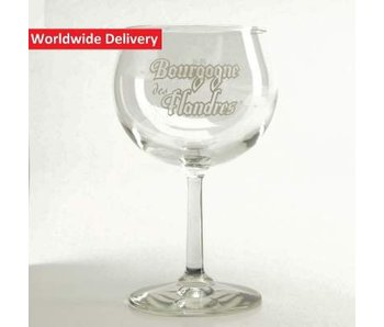 Bourgogne des Flandres Beer Glass - 25cl