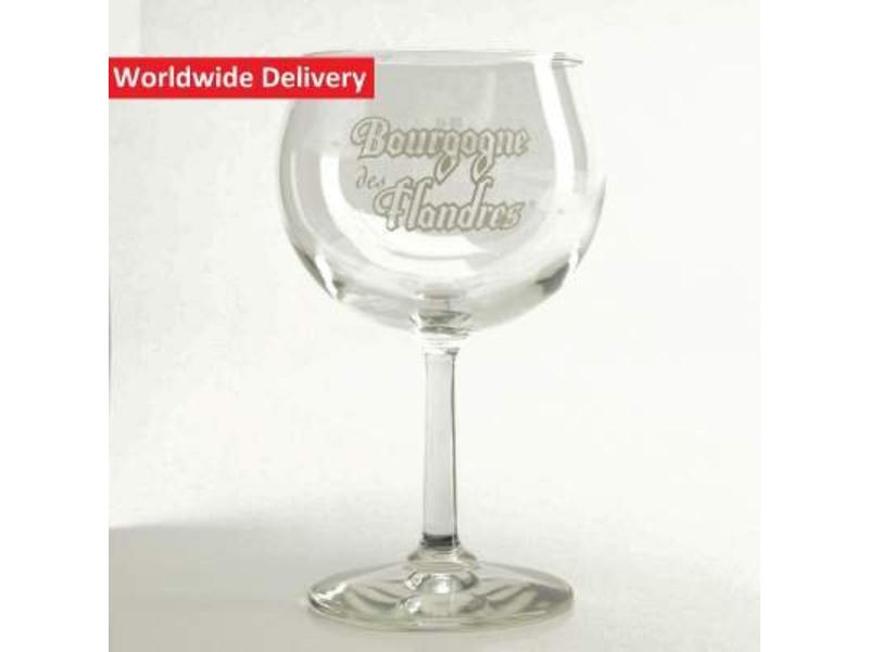 G Bourgogne des Flandres Beer Glass