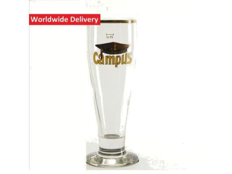 G Campus Beer Glass
