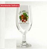 G Chapeau Beer Glass