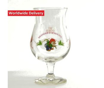 Chouffe Beer Glass - 25cl