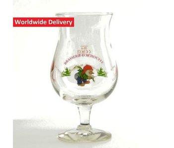 Chouffe Beer Glass - 25cl