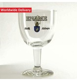 G Ename Beer Glass