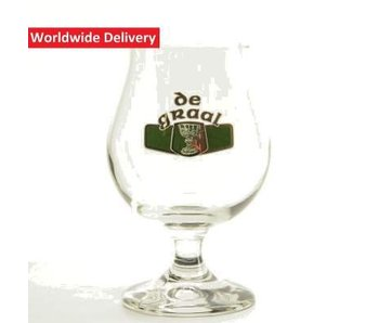 De Graal Beer Glass - 33cl