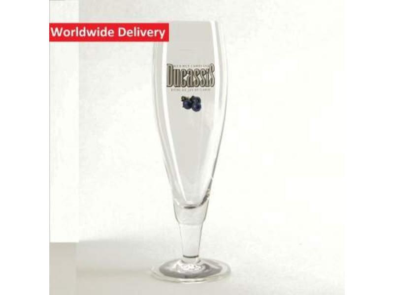G Ducassis Beer Glass