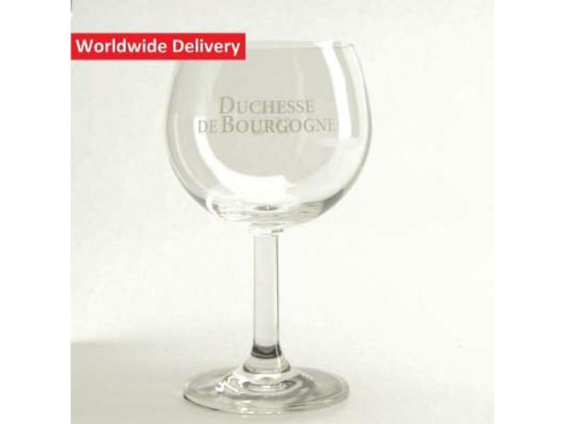 G Duchesse de Bourgogne Beer Glass