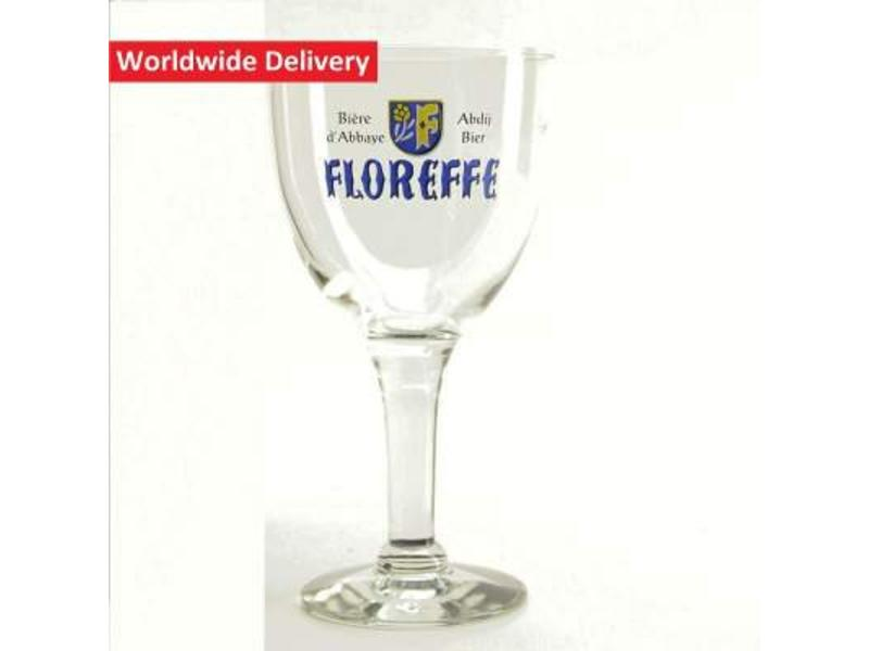 G Floreffe Beer Glass