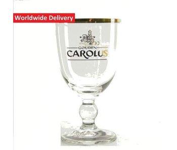 Gouden Carolus Bierglas - 25cl