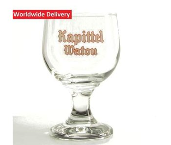 Kapittel Watou Beer Glass - 33cl