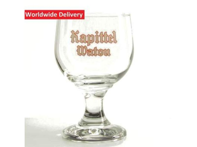 G Kapittel Watou Beer Glass