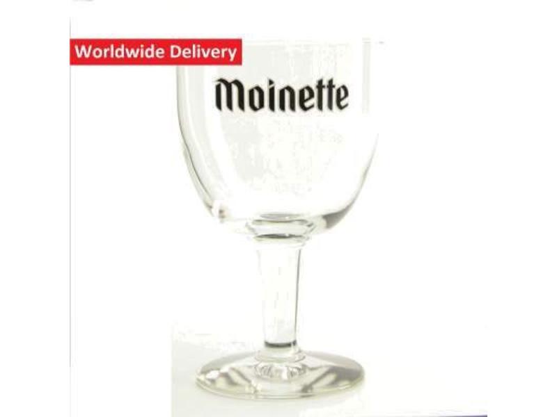 G Moinette Bierglas