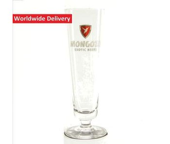 Mongozo Beer Glass - 33cl