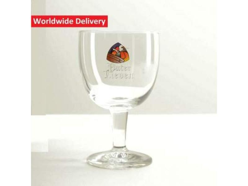 G Pater Lieven Beer Glass