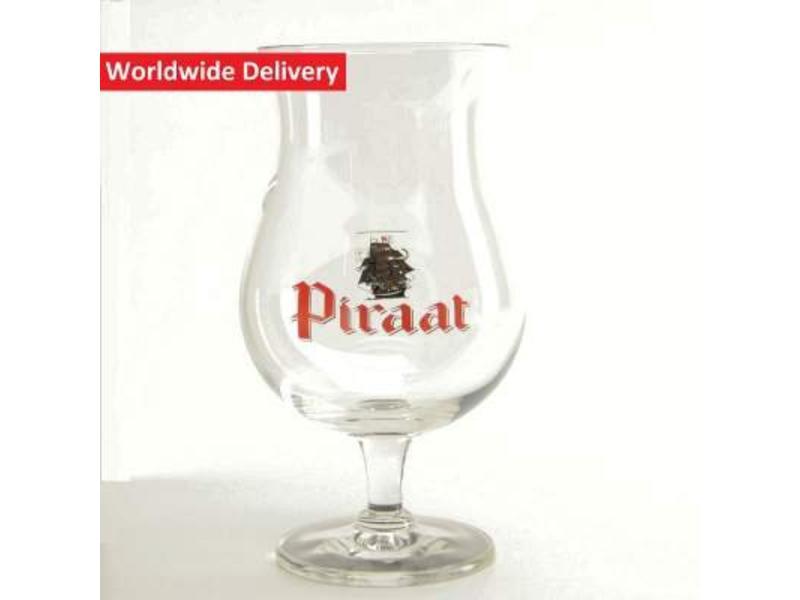 G Piraat Beer Glass