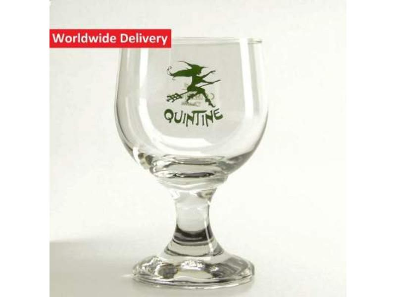 G Quintine Beer Glass