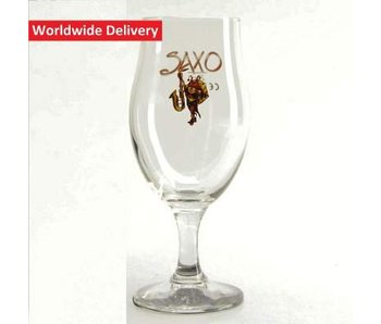 Saxo Beer Glass - 33cl