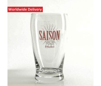 St Feuillien Saison Beer Glass - 33cl