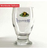 G Troublette Beer Glass