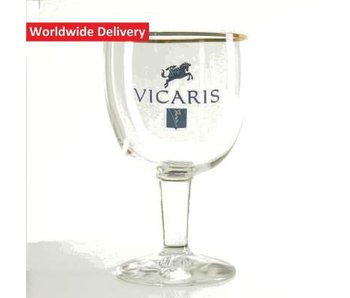 Vicaris Beer Glass - 33cl