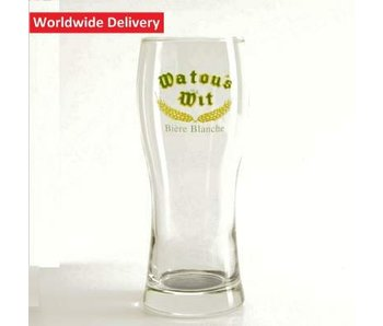 Watou Witbier Beer Glass - 25cl