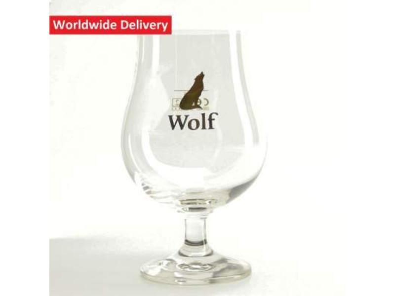 G Wolf Bierglas