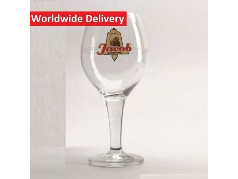 G Broeder Jacob Beer Glass