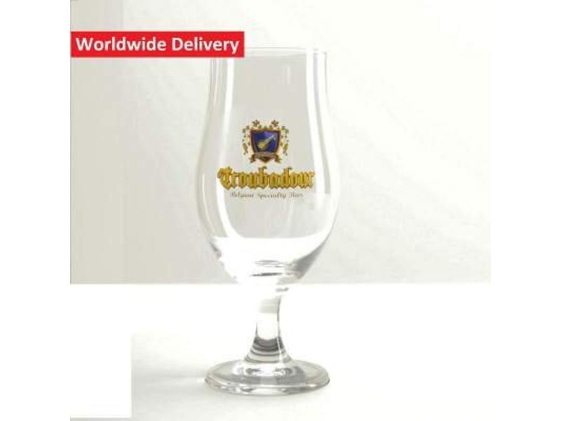 G Troubadour Beer Glass