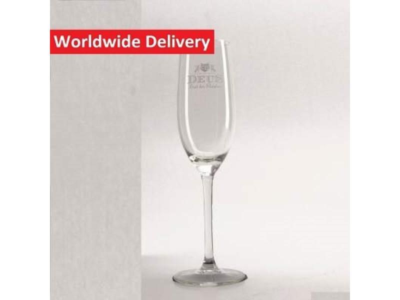 G Deus Beer Glass