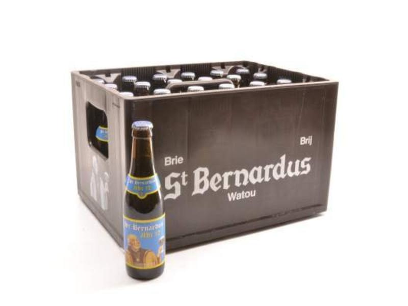 D St Bernardus Abt 12 Beer Discount