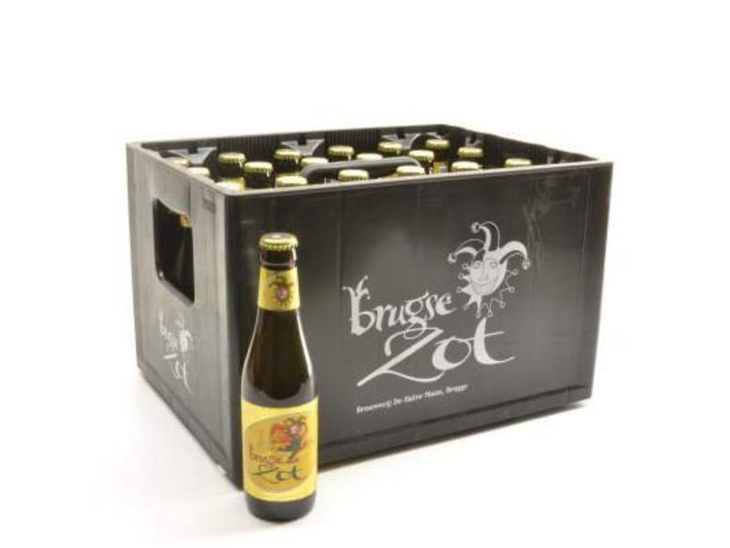 D Brugse Zot Blond Bierkorting
