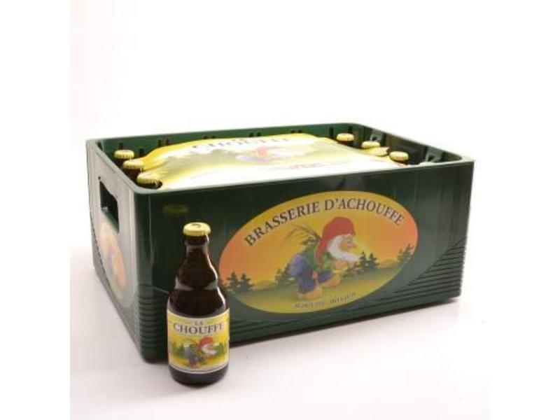 D La Chouffe Bierkorting