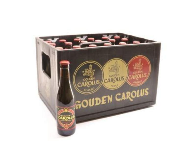 D Gouden Carolus Ambrio Bierkorting