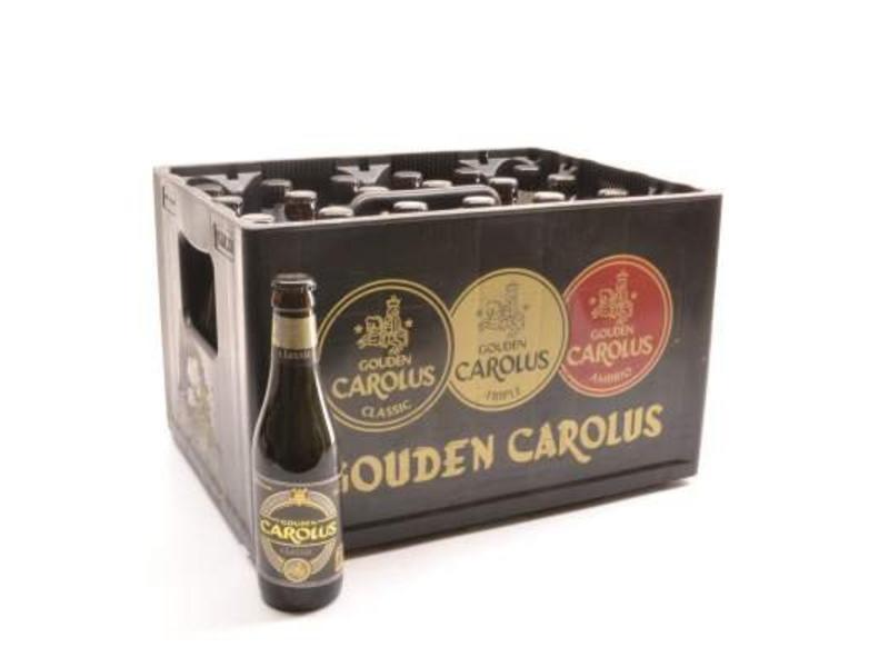 D Gouden Carolus Classic Beer Discount
