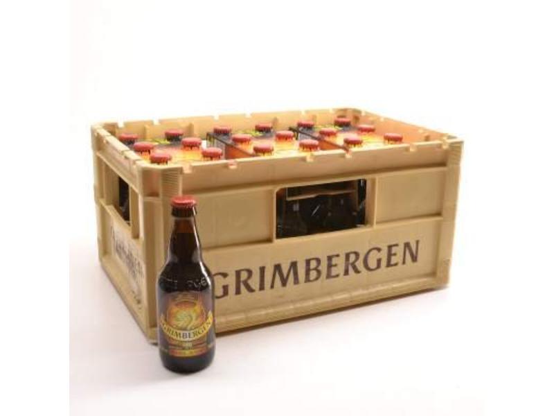 D Grimbergen Dubbel Bierkorting (