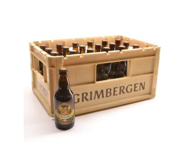 D Grimbergen Optimo Bruno Bierkorting