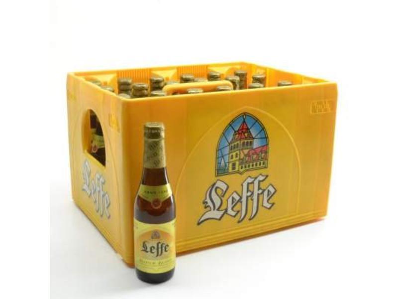 d leffe blonde reduction de biere - Caisse Biere Plastique