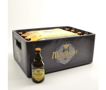 Maredsous Blonde Reduction de Biere (-10%)
