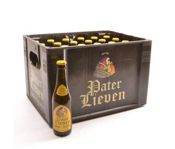 Pater Lieven Blond Beer Discount (-10%)