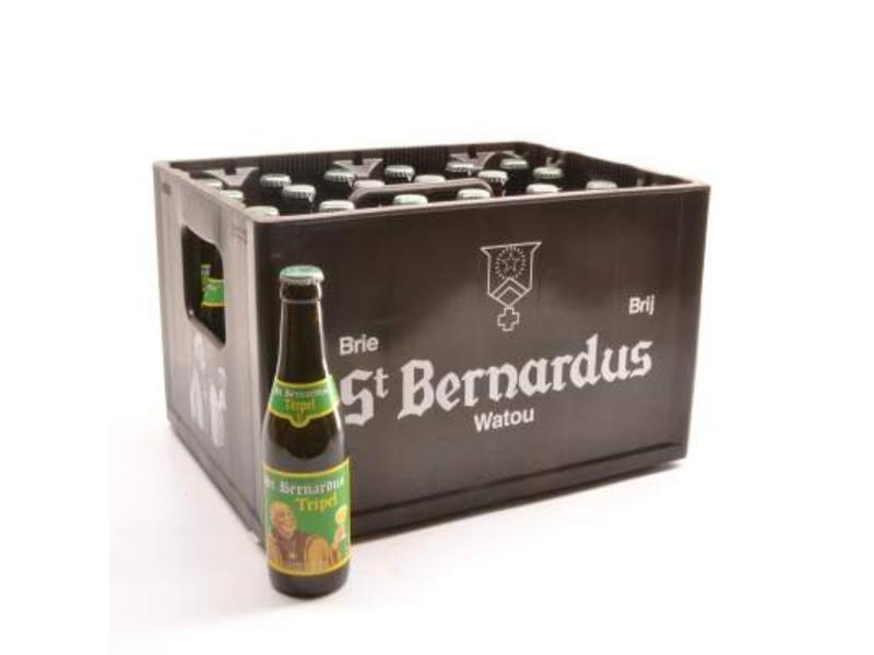 D St Bernardus Tripel Bierkorting