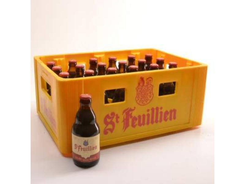 D St Feuillien Braun Bier Discount