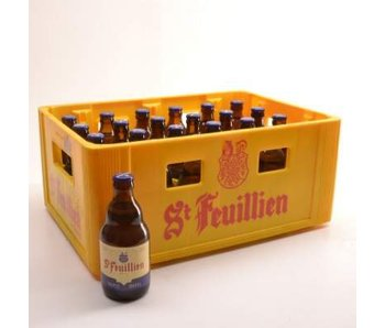 St Feuillien Tripel Beer Discount (-10%)
