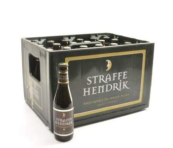 Straffe Hendrik Quadrupel 11 Reduction de Biere (-10%)