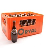 D Trappist Orval Bierkorting