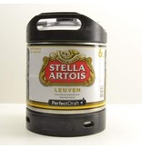 F Stella Artois Perfect Draft vat