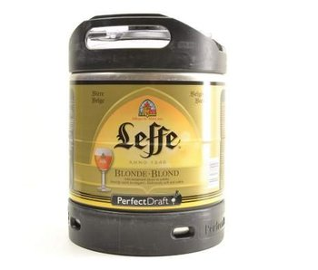 Leffe Blonde Perfect Draft Fass - 6l